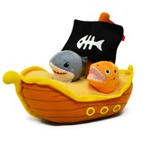 ぬいぐるみ<海の大冒険シリーズ>海賊船 00200099
