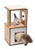 【Cat furniture Vesper】V-BOX SMALL V-ボックススモール