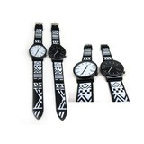 Silicone Tribal Nation Watch Wrist Watch