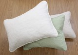 Cotton Quilt Pillow Cover Floral Rest Series
