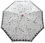 ◆新作◆ 【モフモフ】子供用雨傘 星ねこ