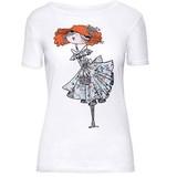 【Web展】 【emma&gaia】SUMMERプリント半袖Tシャツ T-SHIRT STAMPATA