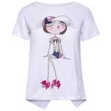 【Web展】 【emma&gaia】SPORTプリント半袖Tシャツ T-SHIRT STAMPATA