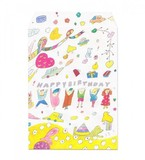 <ペーパーパック>paper pack  APP-11  BIRTHDAY