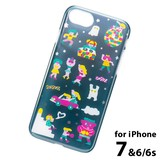 <iPhoneケース>AIUEO iPhone case APH7-04 night party