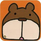 <グリーティングカード>こうへむGC(ふきだし) HGF-01 クマ