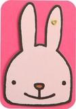 <グリーティングカード>こうへむGC(ふきだし) HGF-03 ウサギ
