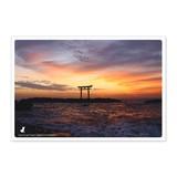 日本の絶景ポストカード JPC-24 磯前神社