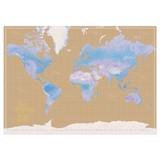 世界地図A1 TMA1-02 CRAFT