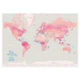 世界地図A1 TMA1-03 TABLO