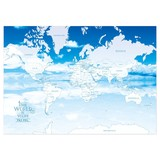 世界地図A1 TMA1-05 UYUNI