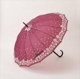 スリージェ 16本骨ジャンプ傘 / 梅雨  ノベルティ ギフト 景品