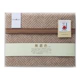 <テキスタイル><毛布>無着色キャメル混ウール毛布(毛羽部分) 524015S