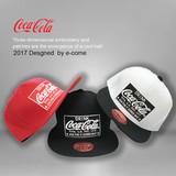 【当社生産 国内ライセンス】コカ・コ−ラ 帽子 CAP ベースボ-ルキャップ サクラ