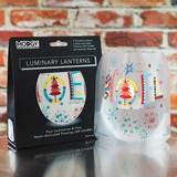 【LEDキャンドル】 ルミナリーランタン 水で灯すLEDキャンドル
