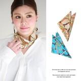 ベルト柄スカーフ 服飾 雑貨 スカーフ