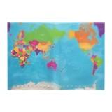 Plastic Folder Continent A4 A3