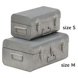 Feel Tinplate Material Set Trunk Storage