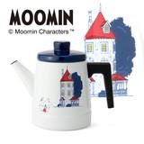 ※4月入荷※【ホーロー製】ムーミン 1.6Lコーヒーケトル