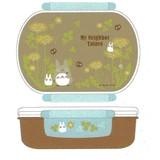 【となりのトトロ】[QA2BA]食洗器対応タイトランチボックス小判(たんぽぽ)[348747]