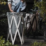Lanundry Hamper - ランドリーハンパー -【4種】ランドリーボックス 洗濯かご