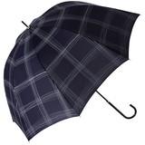 《17SS新作》【雨傘】長傘 スラブチェック