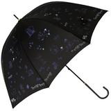 《17SS新作》【moomin】【雨傘】長傘 ムーミンファミリー草原柄