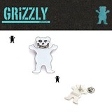 Grizzly Griptape FIEND CLUB PIN  15483
