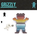 Grizzly Griptape MEXICAN BLANKET PIN  15483