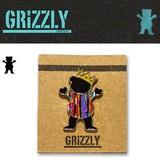 Grizzly Griptape BIGGIE BEAR PIN  15483