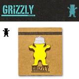 Grizzly Griptape BUCKET BEAR PIN 15483