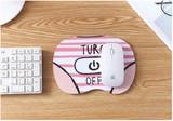 【可愛い風登場!】マウスパッド 三種デザイン