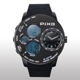 PIXO 腕時計 THE TIME PANEL PX-5