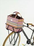 ミルクラルテ・自転車かごにぴったりエコバッグ/ ノベルティ 景品 ギフト