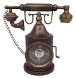 【4月21日から30日まで10%分引きセール!】【アンティーククロック】PHONE