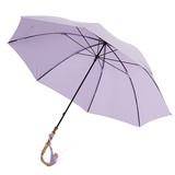 雨傘(長傘)JAPANシリーズ バンブー手元(パープル)