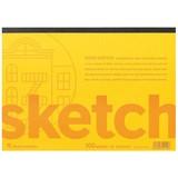 B5 スケッチパッドSOHO 画用紙薄口<スケッチブック/画用紙>