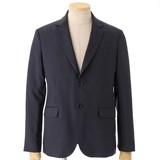 伸びーるスーツ 動きに対応、体にフィット テーラードジャケット