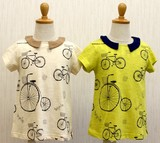 2017 S/S Bicycle Print Tunic
