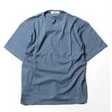 【2017SS新作】NanoTec ゆるシルエットワッフルTシャツ