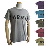 USタイプ ARMY 半袖Tシャツ 6色