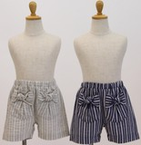 2017 S/S Ribbon Pants Shorts