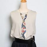 スカーフ ネックレス