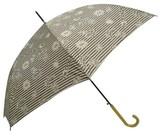 【キャラクター】【レディース傘】ドラえもん ボーダー柄60cmジャンプ傘