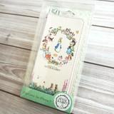 【ピーターラビット】iPhone7対応フリップカバー(リース)[863182]