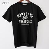 【2017春夏新作】綿 100% クルーネック プリント 半袖 Tシャツ
