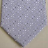 細巾の柄ネクタイ(日本製)0970
