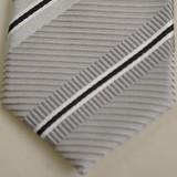 細巾の柄ネクタイ(日本製)0972