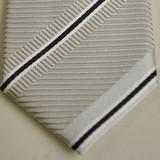 細巾の柄ネクタイ(日本製)0973