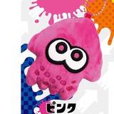 【スプラトゥーン】ダイカットコインケース(ピンク)[522435]